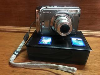 Cámara Fujifilm Finepix A825, 8.3 Mp Y 4x Optical Zoom
