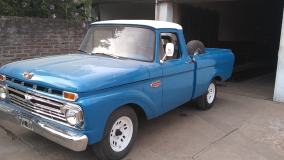 Ford F100 - 1966