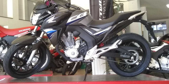 Honda Cb 250 Twister 0km Tarjeta Ahora 18 Cuotas Motonet