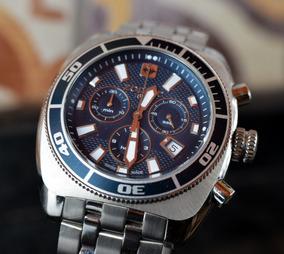 Relógio Zodiac - Crono - Desert Falcon - Raro