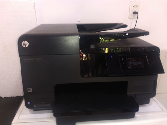 Impressora Hp Officejet Pro 8610 Problema Cabeçote