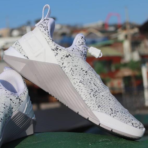 Tênis Nike React Metcon Unissex Crossfit White Original