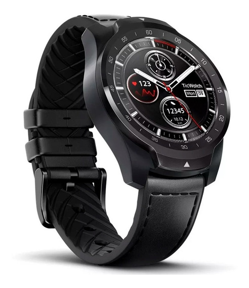 Ticwatch Pro Smartwatch Reloj Inteligente Google Wear Os