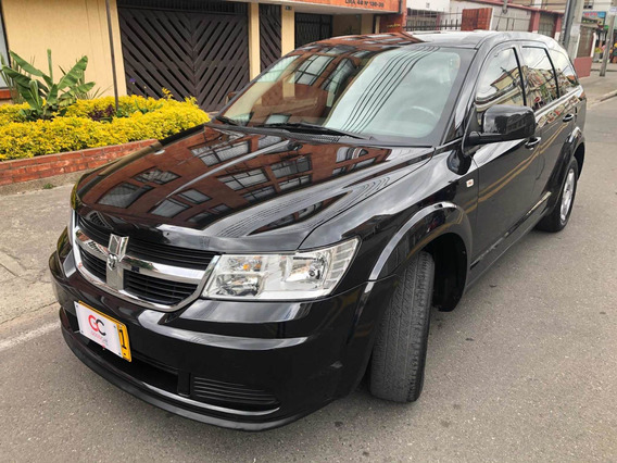 Dodge Journey Se 5pjs 2.4cc