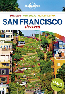 Guia San Francisco De Cerca 4 Ed. Lonely Planet
