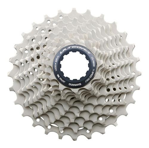 Imagen 1 de 1 de Piñón Ruta Shimano Ultegra R8000 11-30t 11v - Ciclos