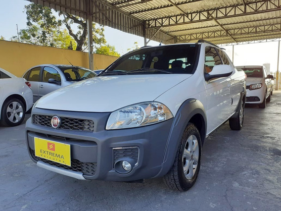 Fiat Strada Hard Working 1.4 3p 2018