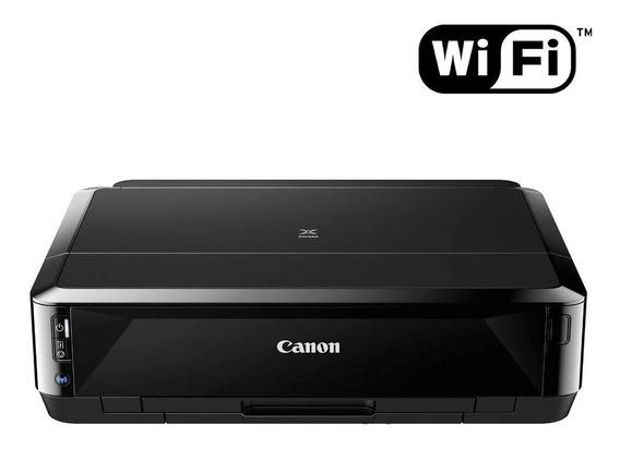 Impressora Fotográfica Canon Pixma Ip7210 Duplex Cd/dvd Wifi