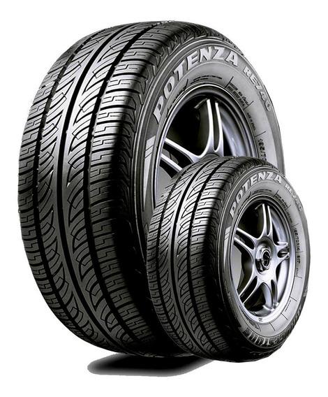 Combo 2 Neumáticos 175/65 R14 82 T Potenza Re740 Bridgestone