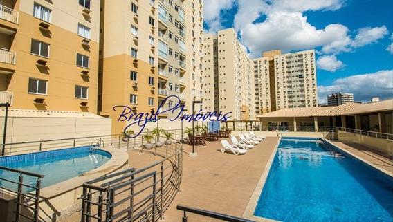 Apartamento A Venda No Bairro Campo Grande Em Cariacica - - Ap0058-1