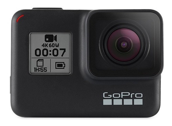 Camera Digital Gopro De Video 4k Hero 7 Black (chdhx-701-lw)