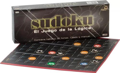 Sudoku Bisonte Art 10269