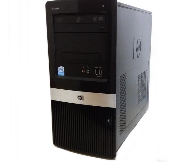 Computador Hp Dx 2390 2gb Hd 250gb Core 2 Duo Com Garantia Nota Fiscal Envio Imediato Frete Grátis