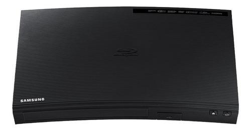 Reproductor De Blu-ray Samsung Bd-jm51 Full Hd Wi-fi Ready