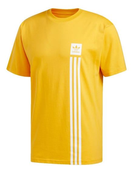 adidas Original Remera M/c Lifestyle Hombre Bb Pillar Fkr