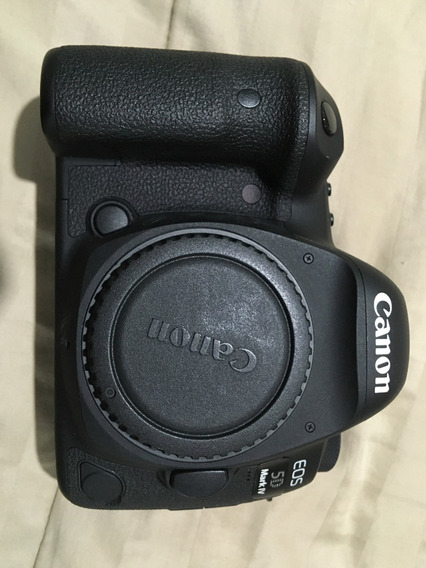 Máquina Fotográfica Canon 5d Mark Iv 4k (com Canon Log)