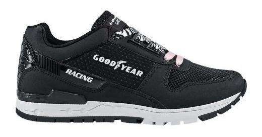 Tenis Casual Goodyear Racing 3794 Mujer 820837