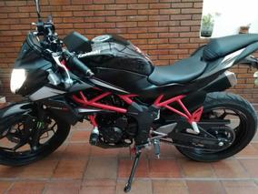 Motocicleta Kawasaki 250sl Modelo 2015