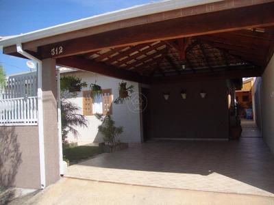 Casa Residencial À Venda, Parque Santa Isabel, Itupeva. - Codigo: Ca0564 - Ca0564