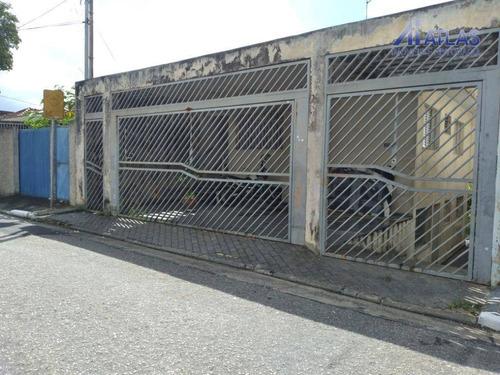 Imagem 1 de 17 de Casa Com 5 Dormitórios À Venda, 180 M² Por R$ 615.000,00 - Vila Gustavo - São Paulo/sp - Ca0298