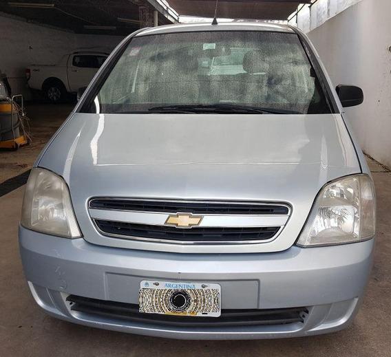 Chevrolet Meriva 1.8 Gl Plus 2011 Gnc