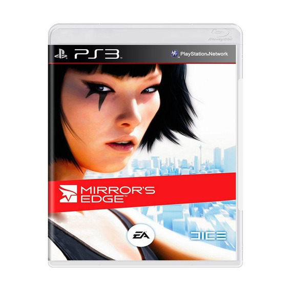 Mirrors Edge Ps3 Mídia Física Pronta Entrega
