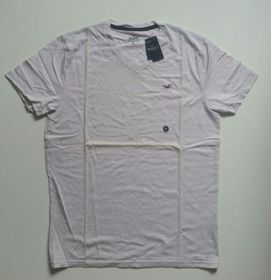 Camiseta Hollister 100% Original