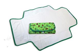 Cambiador Bebés Plegable Portátil Diseño Grande Impermeable