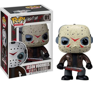 Funko Pop Friday The 13 Th Jason Voorhees