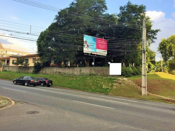 Terreno À Venda, 546 M² Por R$ 595.000,00 - Bacacheri - Curitiba/pr - Te0046