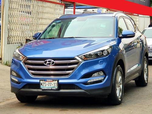 Hyundai Tucson 2017 Limited 2.0lt Impecable!!