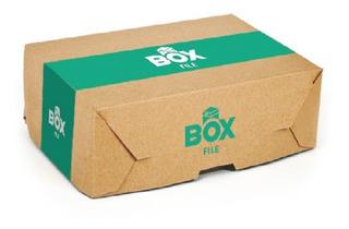 Caja Archivo Microcorrugado-pack X 25 - Envío Gratis Córdoba