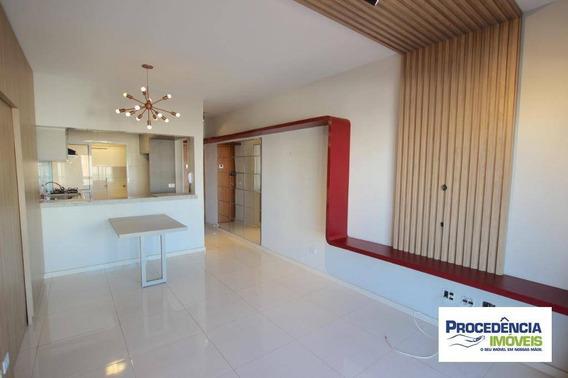 Apartamento Mobiliado Próx. Santa Casa, 2 Dormitórios Para Alugar, 73 M² Por R$ 1.900/mês - Boa Vista - São José Do Rio Preto/sp - Ap7168