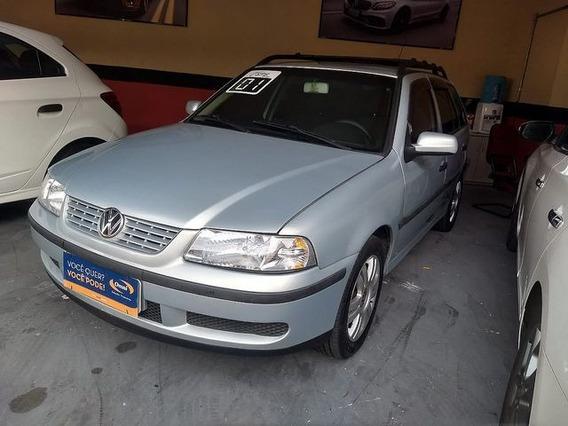 Volkswagen Parati 2.0 Mi 8v G.iii 2001