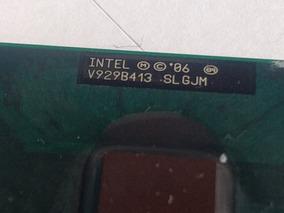 Processador Intel Pentium T4300 Slgjm 2.1ghz Ppga478 1m 800