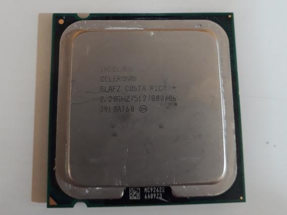Processador Celeron D 450 Slafz 2.20ghz 512kb Lga775