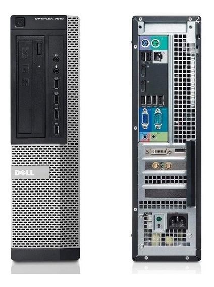 Cpu Dell 7010 Intel Core I3 4gb Hd 500 Wifi Garantia