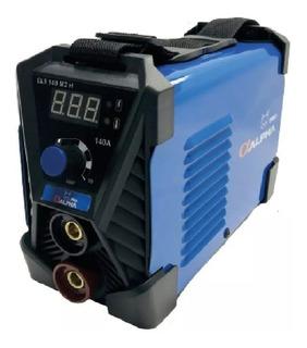 Maquina Soldar Profesional Alpha Pro 140 Amp Envio Gratis