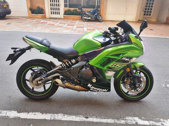 Kawasaki Er6f - Er6n Ninja 650