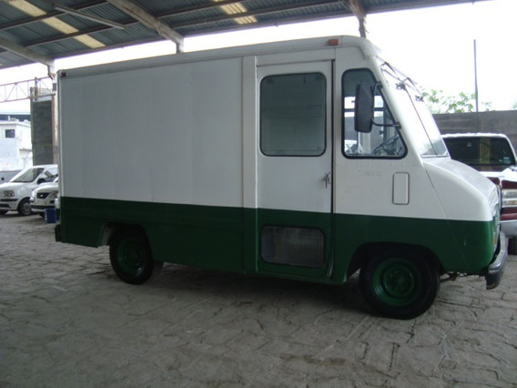 Chevrolet Tipo Vanette 2001 Food Truck