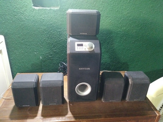 Home Theater Datsun Dht 115