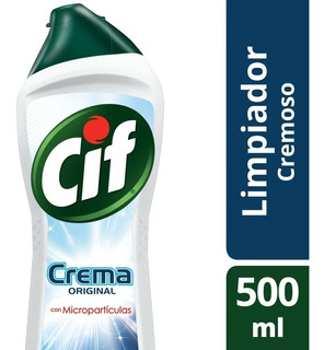 Cremoso Cif Limpiador Original 500 Ml Unilever Li