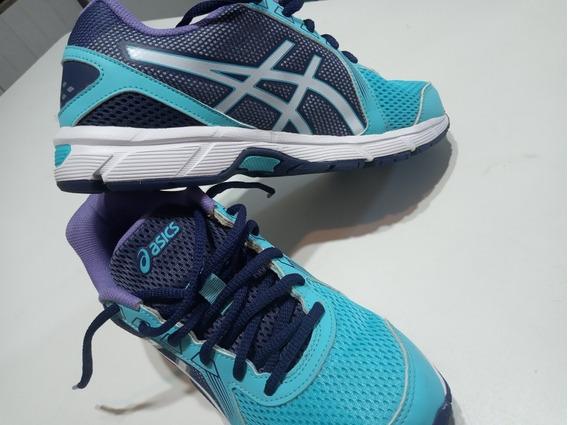 Zapatillas Asics Talle 35 Mujer