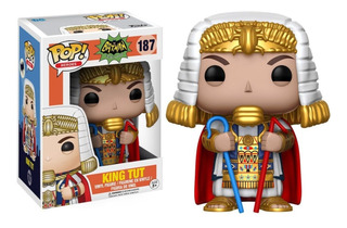 Funko Pop 187 King Tut Serie Batman- Daleplay