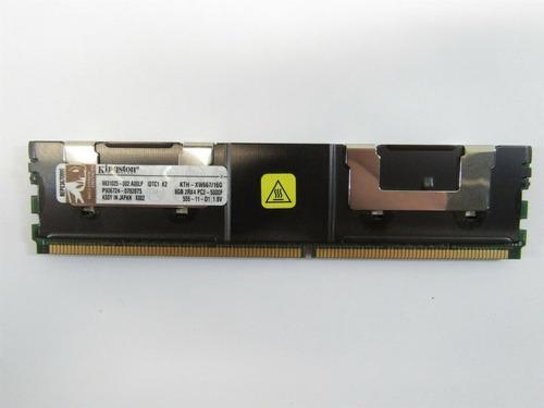Imagem 1 de 2 de Kit Memória Ram 64gb (8x8gb) 5300f 667mhz Ecc Fully Buffered