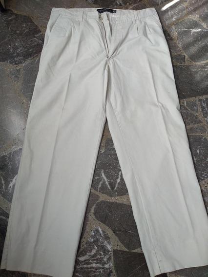 Pantalón Kevingston 44 Crema Usado