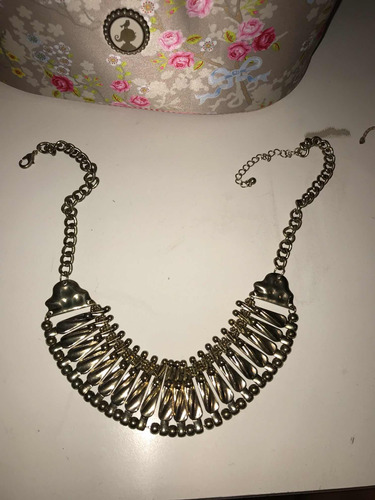 Imagen 1 de 1 de Collar Dorado