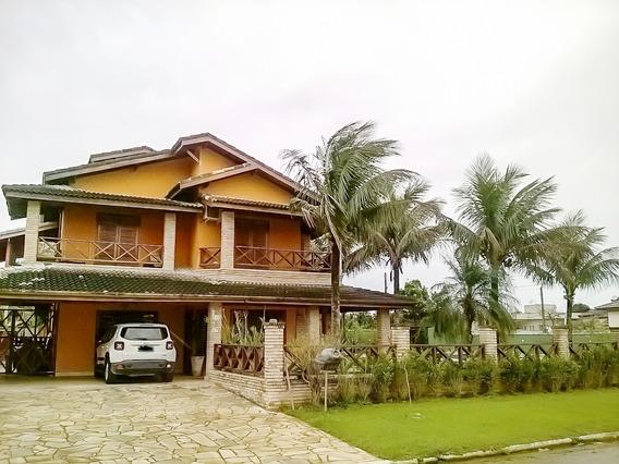 Casa Em Boracéia São Sebastião 5 Dormi. Cód. Sbo-1