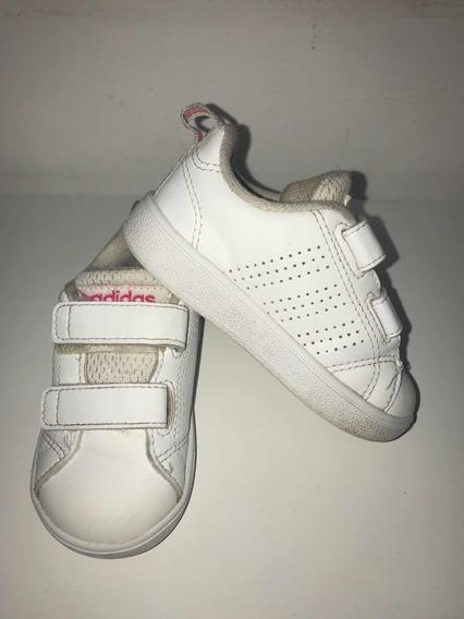 Zapatillas adidas Colegial Nena Neo Vs Advantage Con Caja
