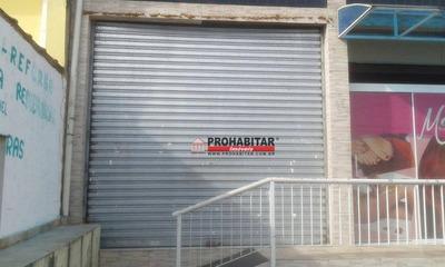 Salão Para Alugar, 40 M² Por R$ 1.200/mês - Cidade Dutra - São Paulo/sp - Sl0114